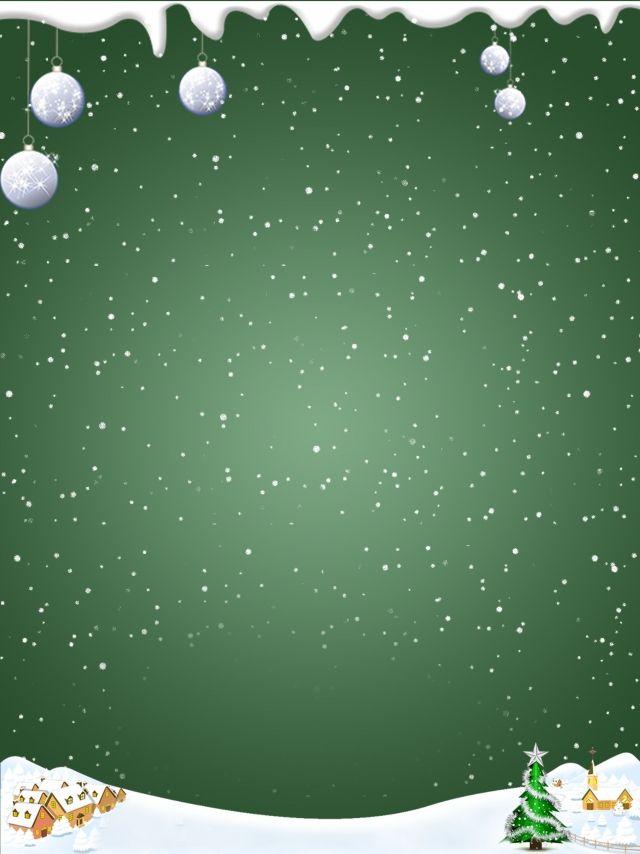 Zelenyj Novogodnij Fon Pretty Wallpapers Backgrounds Christmas Card Background Poster Background Design