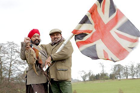 The Incredible Spice Men BBC2 new series ft Cyrus Todiwalla!