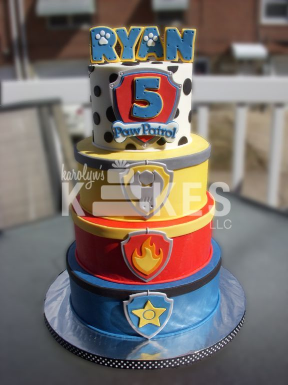 paw patrol cake ideas 1000 images about cakes paw patrol ideas on 6393