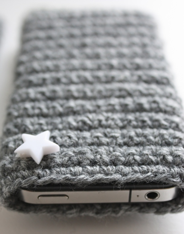 iPhone sleeve by simple