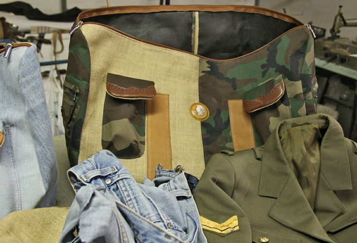 Military collection - Zyz Eco Design