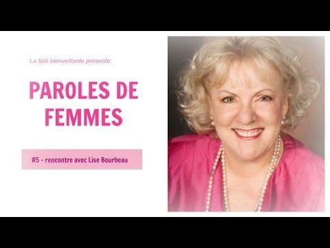 Les blessures de l'âme, l'alimentation et les problèmes physiques - Lise BOURBEAU - YouTube