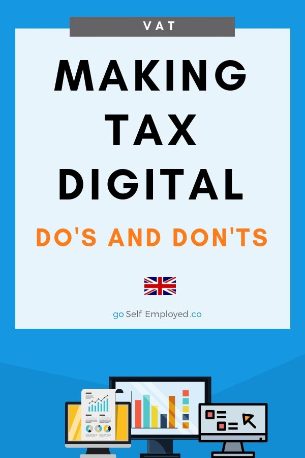 4d748378681bf0 Prepare your small business for Making Tax Digital with these dos and don ts .