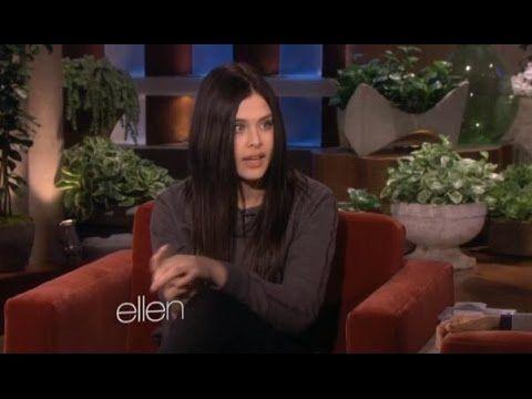 The Multilingual Gibberish Girl on The Ellen Show