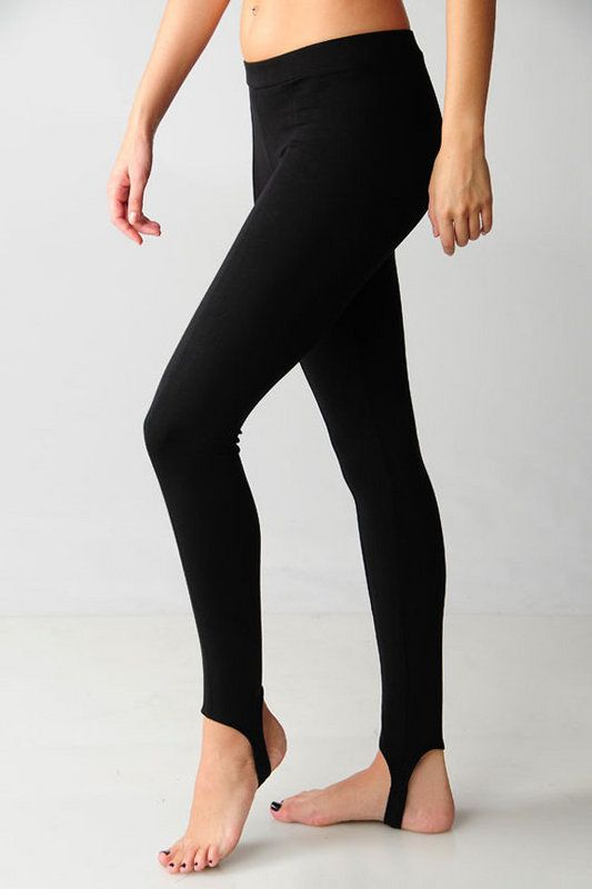 stirrup pants.... never thought i'd say this, but i wouldnt mind bringing these back from childhood to wear with boots now.
