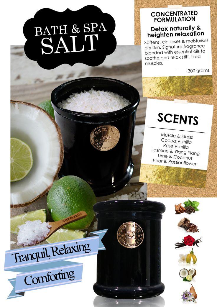 Surmanti Bath & Spa Salt