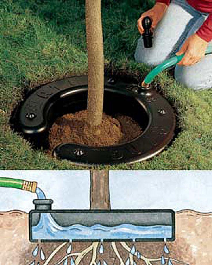 Tree Water Ring   Buy from Gardener's Supply