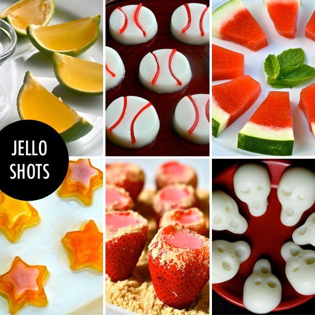 2012 Faves: Jello Shots!