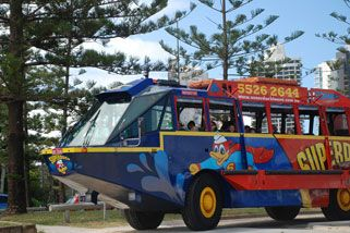 Super Duck Adventure Tour Of Gold Coast, Gold Coast QLD