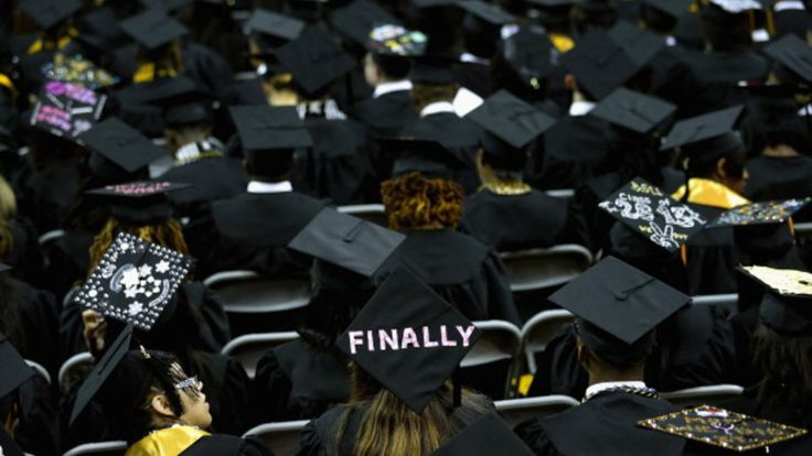 This will be my cap at graduation