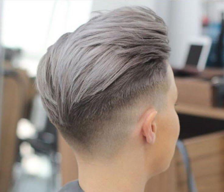 Best Of Ash Gray Short Hair Hair Color For Men In 2020 Men Hair