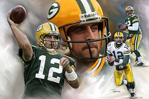 Aaron Rodgers #1 Player of NFL's Top 100