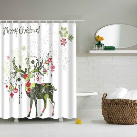 GET $50 NOW   Join RoseGal: Get YOUR $50 NOW!http://www.rosegal.com/bath-accessories-storage/creative-christmas-deer-design-polyester-787513.html?seid=3634767rg787513
