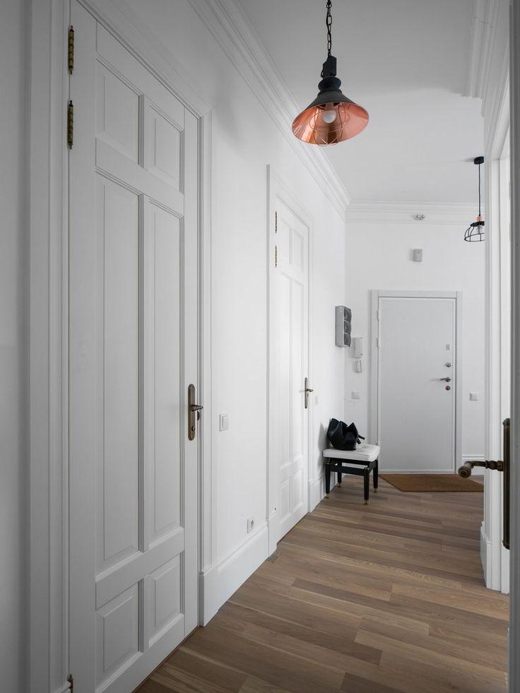 Лаконичная квартира вшведском стиле вновом доме наПетроградской стороне (Петербург). Изображение № 22.