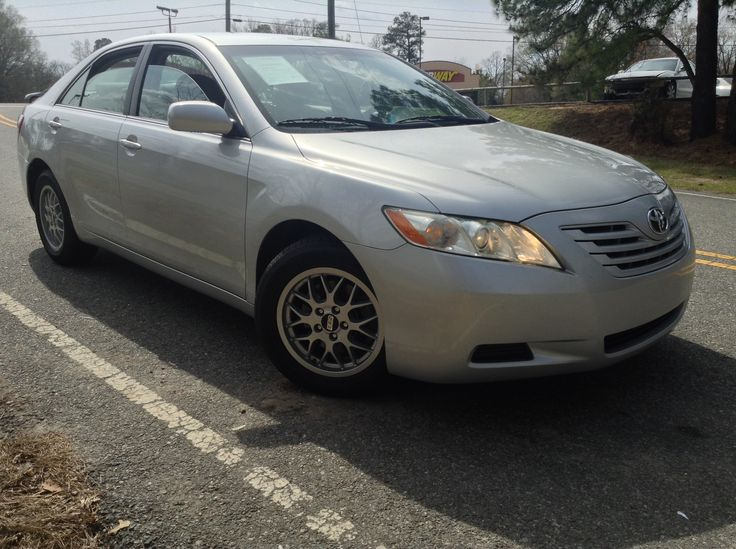 Used 2007 Toyota Camry For Sale | Durham NC