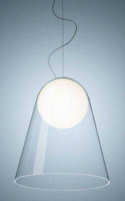 Satellight Pendelleuchte LED / mundgeblasenes Glas - Foscarini