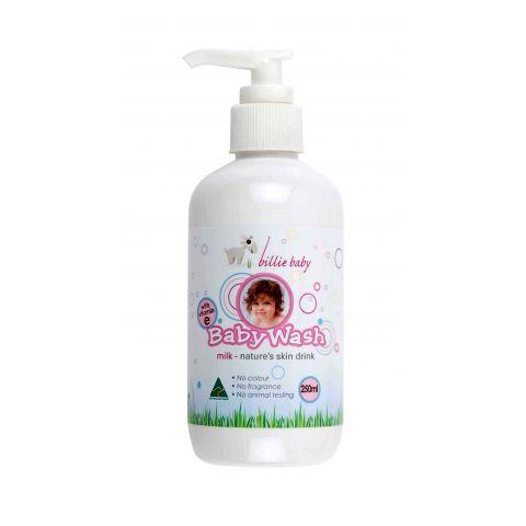 Baby Body Wash – Billie Goat – 250ml | Shop Australia