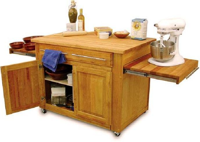 There Are Many Beautiful Kitchen Islands That We Can Find But Mobile Kitchen Island Seems