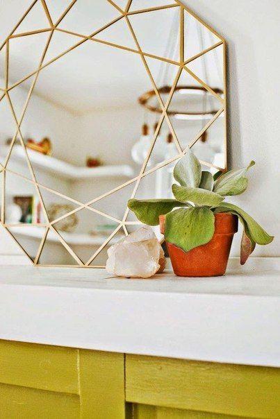 Die besten 25+ Spiegel dekorieren Ideen auf Pinterest ...