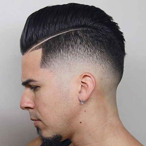Best Pompadour Hairstyles And Haircuts Images On Pinterest - Classic british hairstyle
