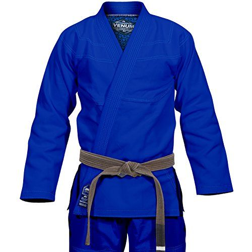 If you are looking to optimize your fight performance with ease look no further than the Venum Elite Classic BJJ Gi. This gi is built tough and designed specifically to last competition after competi...