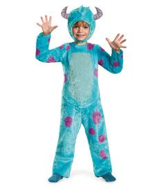 Sully Halloween Costume Infant