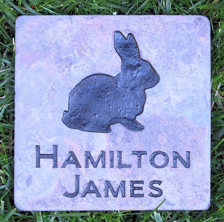 Rainbow Bridge Memorial Stone : Best memorial stones personalized images on pinterest
