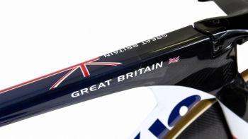 リオオリンピック・トラック競技のイギリス代表のために開発された: (c)britishcycling.org.uk