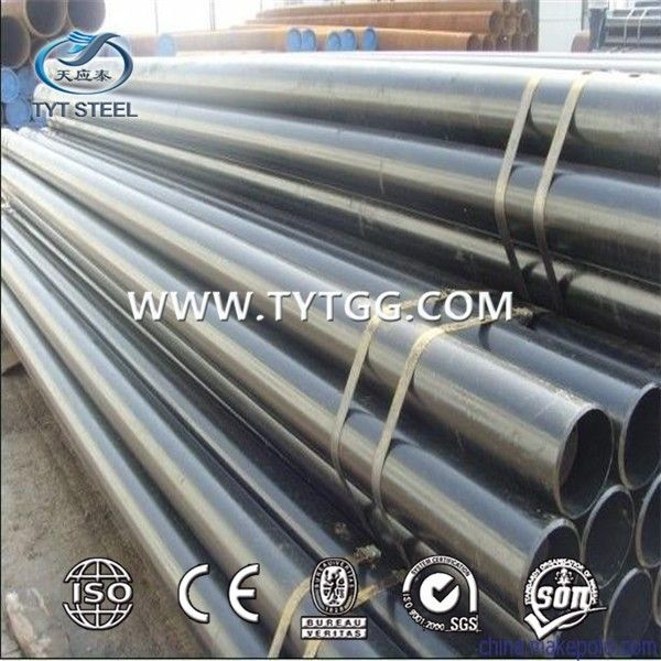 Tianjin TYT eamless steel seamless pipe price sch40 317l seamless stainless steel pipe iron and steel company
