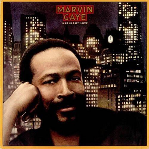 MARVIN GAYE--Midnight Love