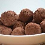 Chocolate Coconut Truffles | Slimming World Recipes