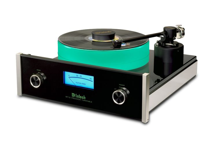 McIntosh MT10 Turntable - Stereophonic HiFi Store Carlton North