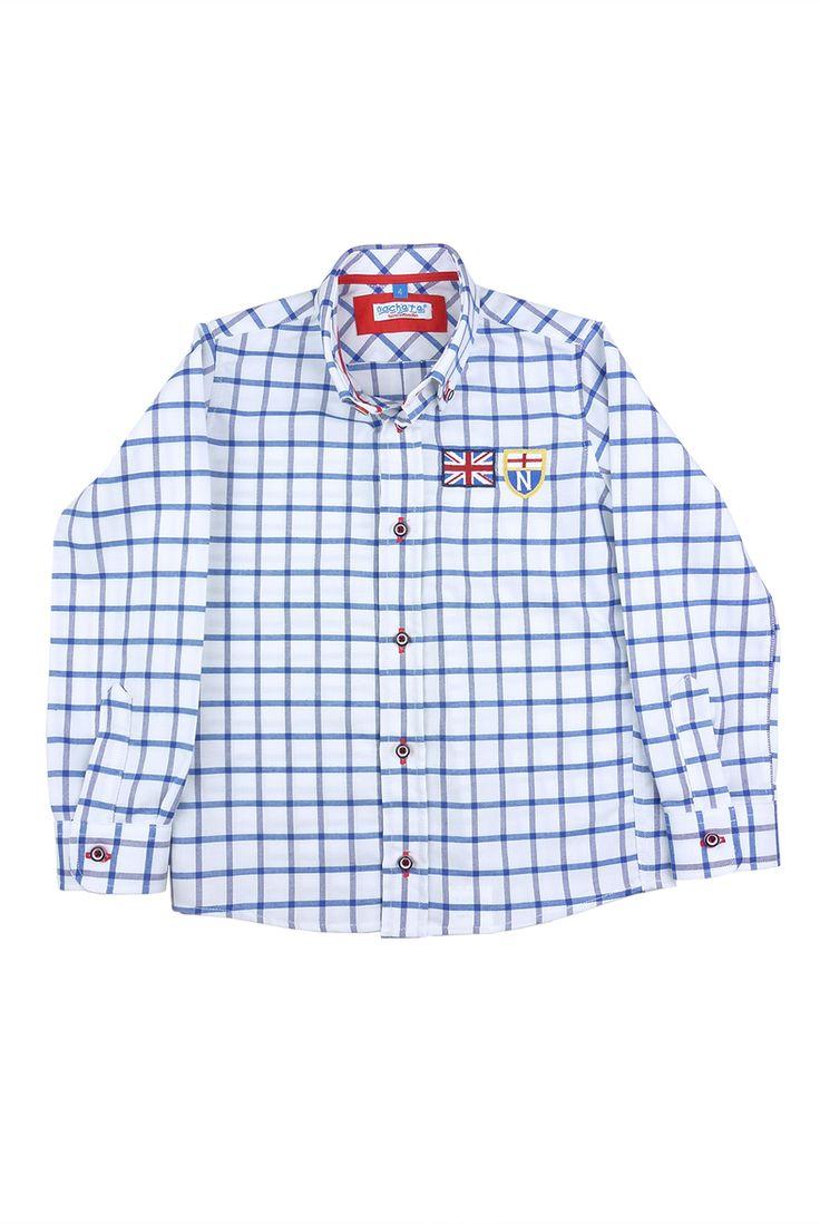 Nachete camisa de cuadros Burgos