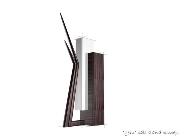 murray kuun ‏@murraykuun now  NEW #gem #hallstand design by @murraykuun for http://www.furnituredesignlab.co.za  #interiors #interiordesign