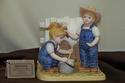 62 best images about figurines denim days on pinterest Home interiors denim das