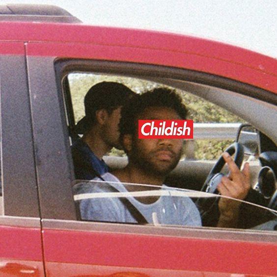 Childish Gambino - Childish [Logo]