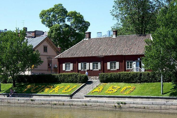 Turku Pharmacy Museum (Wikipedia/Uninen, CC BY-SA 2.0)