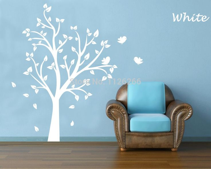 3d Wall Stickers Trees