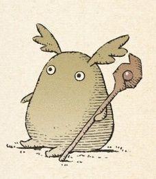 Toko from Ni No Kuni #Ghibli #Toko