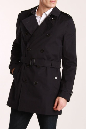 I REALLY want this Burberry coat!