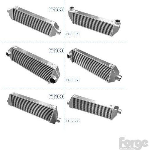 Forge Motorsport - Bygg din egen Intercooler