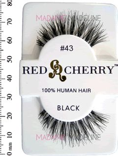 Red Cherry Lashes #43 - buying these in bulk!