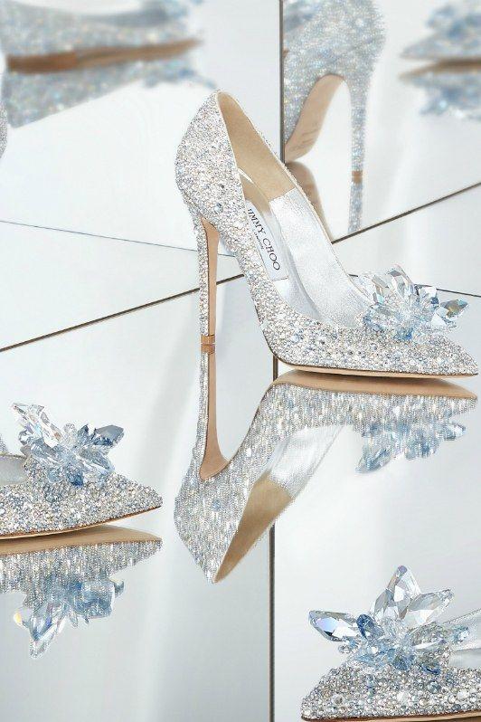 moderno ed elegante nella moda outlet in vendita bellissimo a colori Jimmy Choo Cinderella: perché ogni sposa è una Cenerentola ...