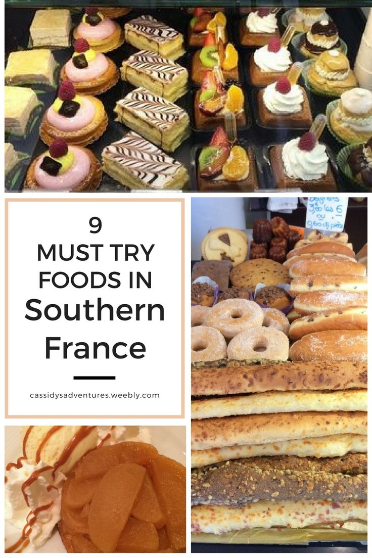Looking for travel inspiration for a trip to Provence, in Southern France? Here are nine delicious foods you must eat there!