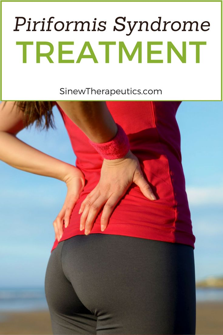 Piriformis Syndrome Treatment - If you have visible swelling, apply the Sinew Herbal Ice on the area to reduce redness, swelling, and inflammation while dispersing accumulated blood and fluids to help restore normal circulation to the ankle. This first-aid treatment is used in place of ice to significantly speed up the healing process. Learn more at SinewTherapeutics.com