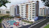 Leilighet  til  salgs  Alanya  –  Leiligheter  fra  55  til  143  m²