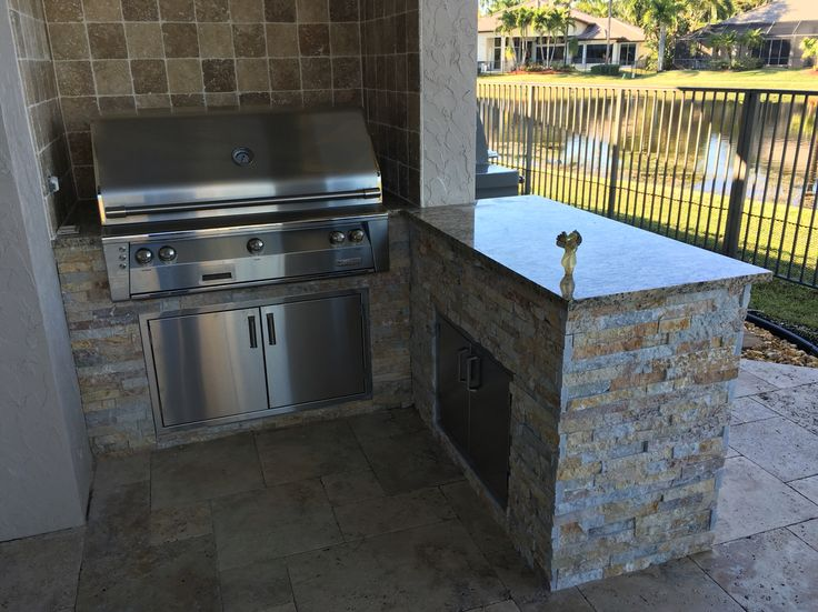 75 best images about outdoor kitchens on pinterest toll for Eldorado stone outdoor kitchen