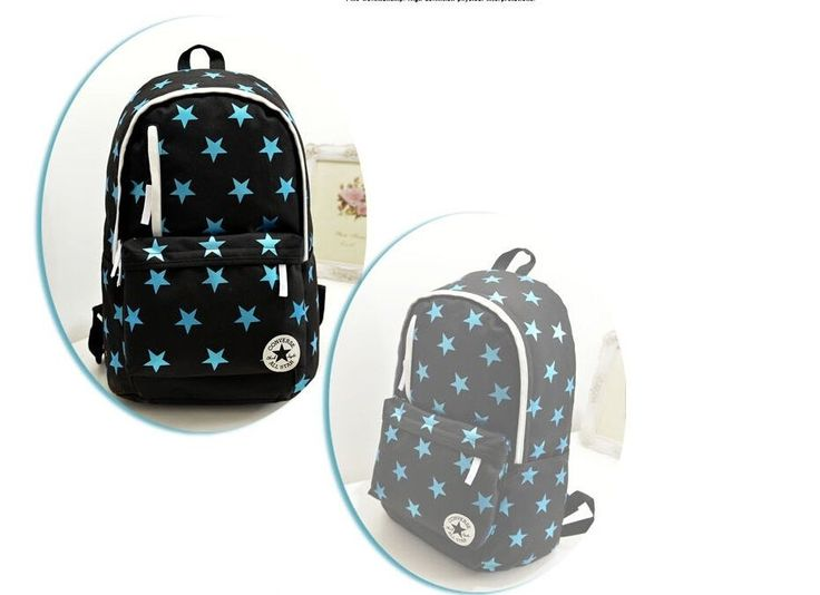 ORIGINAL UNISEX CONVERSE BACKPACK HIKING BAG RUCKSACK BACKPACK SCHOOL BAG CANVAS