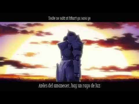 Full Metal Alchemist Brotherhood Ending 5 Sub Español - YouTube