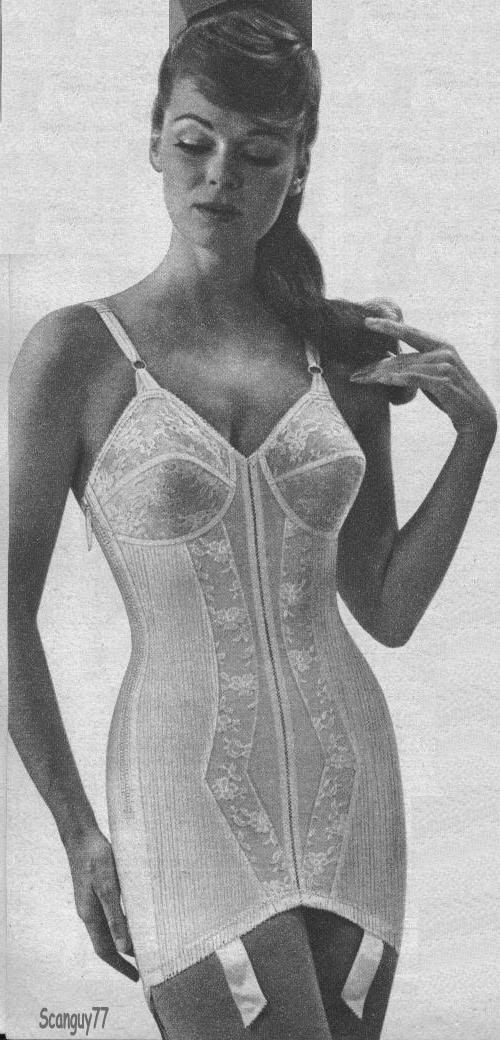 lingerie from 1960 s pictures